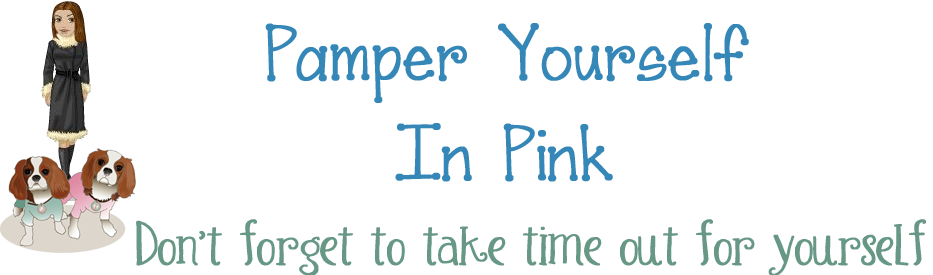 Pamper Yourself in Pink